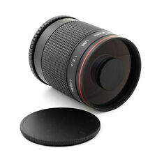 BOWER 500mm f/8 Telephoto Mirror Lens for Canon Rebel EOS T3i T2i T1i Xs Xsi Xti