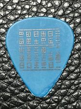 STEVEN WILSON-2016 HAND CANNOT ERASE TOUR -STAGE-USED GUITAR PICK-PORCUPINE TREE