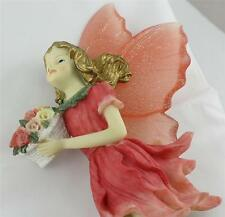 FAIRY/PEGGY/WALL HANGING /HAND PAINTED/SUPERB DETAIL/5215/ BY/ DEZINE/NEW
