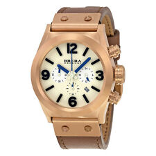 Brera Orologi Rose Gold Ion-plated Stainless Steel Mens Watch BRET2C3802