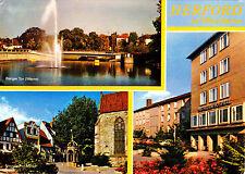 Herford in Westfalen ,AK gel.