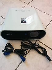 Sony VPL-EX5 LCD HD Widescreen Projector 2000 LUMENS ONLY 256 ORG HOURS!