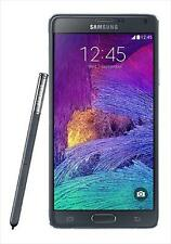 Samsung Galaxy Note 4 SM-N910H Factory Unlocked 32GB BLACK GLOBAL VERISION