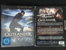 Jim Caviezel John Hurt/Outlander 3-D-Cover 2013  neu u. ovp/Blu-ray Disc