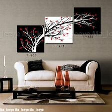 Modern Abstract Print Oil Painting tree art Wall Decor Canvas (No Frame) #PY86