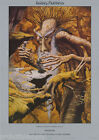 POSTER : FANTASY : TREEBEARD by RODNEY MATTHEWS - FREE SHIP ! #AT019 RP66 H