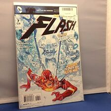 DC COMICS THE NEW 52! THE FLASH #7