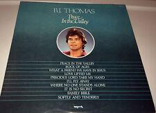 B.J.THOMAS...PEACE IN THE VALLEY Classic Gospel LP