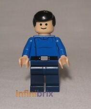 Lego Republic Captain from Set 7665 Republic Cruiser Minifigure BRAND NEW sw169