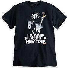 The Avengers Marvel Battle Of New York Super Hero T-Shirt Size XL $30