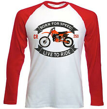 Honda cr 250R-nouveau amazing graphic t-shirt s-m-l-xl - xxl