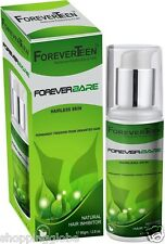 PERMANENT Hair Remover cream FOREVERBARE - Stop Hair Growth Inhibitor Remover.