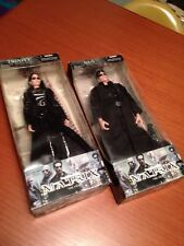 """2000 NP Toys The Matrix Neo and Trinity 12"""" 1/6 Scale Action Figure Set"""