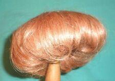 """Poupée perruque/cheveux 14"""" à 14.5"""" dark blond/cheveux court"""