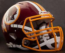 ***CUSTOM*** WASHINGTON REDSKINS NFL Riddell Revolution SPEED Football Helmet