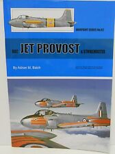Warpaint Series No.82 - BAC Jet Provost & Strikemaster        48 Pages      Book