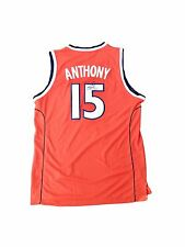 Carmelo Anthony Syracuse Orange Signed Jersey Jsa