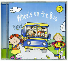 Wheels on the Bus -  25 favourite songs for children