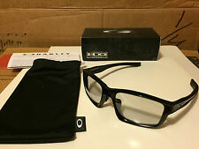 NEW Oakley - Chainlink (AF) - Polished Black / Titanium Clear Iridium, OO9252-02