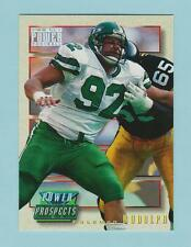1993 PRO SET POWER FOOTBALL POWER PROSPECTS PP 50 COLEMAN RUDOLPH  DE  N.Y. JETS