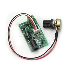 Ajustable Regulador 6V-28V 3A PWM DC Motor Velocidad Controlador Interruptor