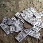 5pcs HOT FIGURE TOY 1/6 The scene is necessary article A pile of dollars money