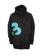 BENCH Gents Ski Snow Spec Technical Black Jacket BNWT