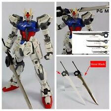 Conversion Weapon For 1/60 PG Gundam Seed Strike Freedom Metal Blade 35.2cm