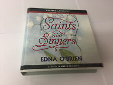 Saints and Sinners Edna O'Brien CD SET 9781445812229