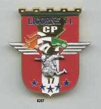 Insigne génie , Chuteurs Parachutistes / 17 RGP. - Licorne 11