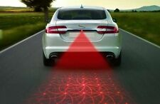 NEW Car Pattern Anti-Collision End Tail Rear Fog Driving Laser Caution Light