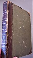 1813 book HISTORY OF THE KINGDOM OF SCOTLAND/IRELAND by NATHANIEL CROUCH woodcut