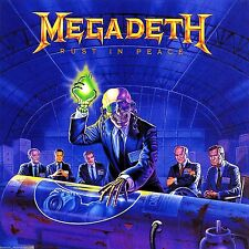 MEGADETH - Rust in Peace [Bonus Tracks] [Remaster] CD