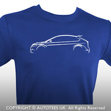 FORD FOCUS RS INSPIRED CLASSIC CAR T-SHIRT