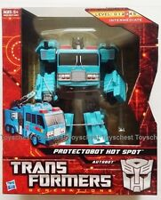 TRANSFORMERS GENERATIONS PROTECTOBOT HOT SPOT VOYAGER CLASS MISB new