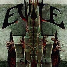 "Evile ""Skull"" CD - NEW!"