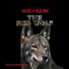 The Red Wolf (The Library of Wolves and Wild Dogs)-ExLibrary