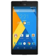 YU Yuphoria On Android (Black & Silver,16 GB) + 6 Months Manufacturer Warranty