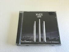 White Lies : White Lies: To Lose My Life ... CD (2009) V NR MINT