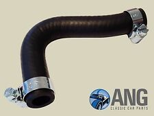 TRIUMPH SPITFIRE, DOLOMITE 1500HL HEATER TO MANIFOLD PIPE HOSE & CLIPS GZA2052