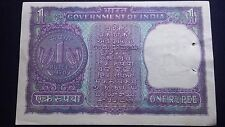 1976 ONE RUPEE  # M.G.KAUL SIGNED NOTE #RARE#. AS PER SCAN CONDITION.