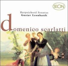 DOMENICO SCARLATTI: HARPSICHORD SONATAS [USED CD]