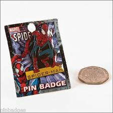Marvel Spiderman pin badge tie tac