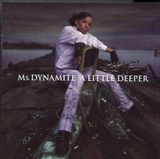 Ms. Dynamite / A Little Deeper - classic underground breakthrough album