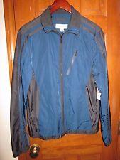 NEW Calvin Klein Mens S Windbreaker Jacket Size Small NWT Retail $168