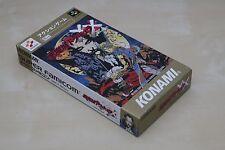AKUMAJOU DRACULA XX * * CIB Complete in Box * * Super Famicom Japan Castlevania