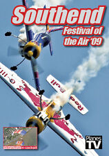 Southend Festival of the Air 2009 DVD Aircraft Airshow Aviation Planes Warbirds