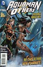 Aquaman and the Others #4 Comic Book 2014 New 52 - DC