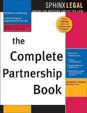The Complete Partnership Book by Edward A. Haman (2004, Paperback)