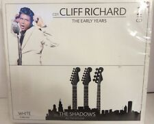 Cliff Richard - The Early Years - White Coll. (CD, 2 Discs, 2009) **BRAND NEW**